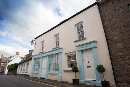 Mortimer House 5*, Self Catering, Crickhowell - Crickhowell - Talo