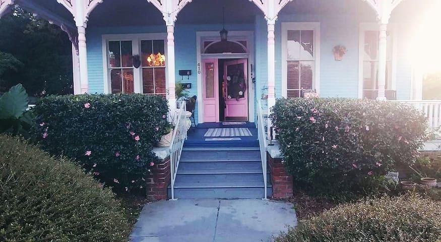 Romantic Retreat Downtown Augusta