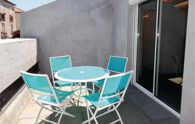 Holiday apartment with 3 bedrooms on 100m² in Beziers