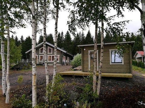 Villa by a beautiful lake Päijänne (114m2)