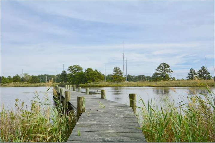 Relax & Stay on the Chesapeake Bay-waterfront view