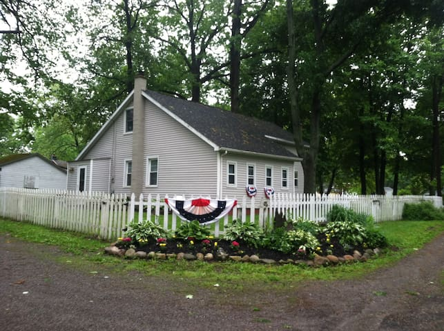 Picket Fence Guest House, recently updated!