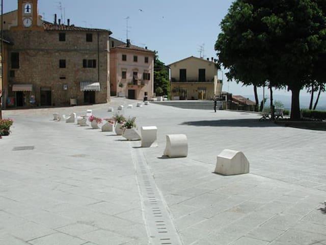 Casa Gina on Francigena near San Gimignano - Gambassi Terme