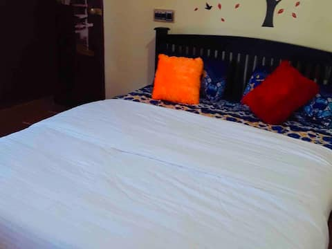 Quiet&Clean House a Kannur per la tua vacanza.A/C