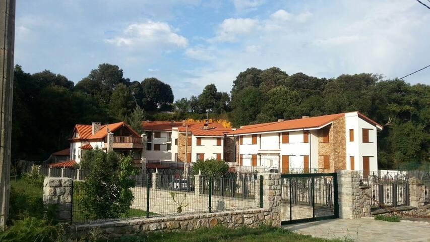 Precioso apartameto con gran terraza en Pechón