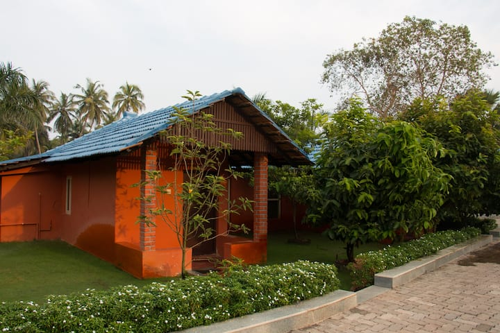 Udupi Homestay: Sea Breeze Cottage
