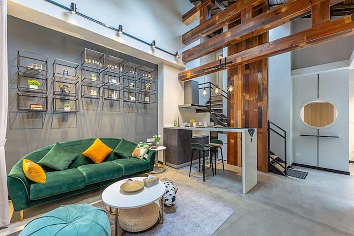 【南宋御街|太庙|河坊街】『十二·廿拾四梦』祖屋新设计 木屋 理想中的民宿