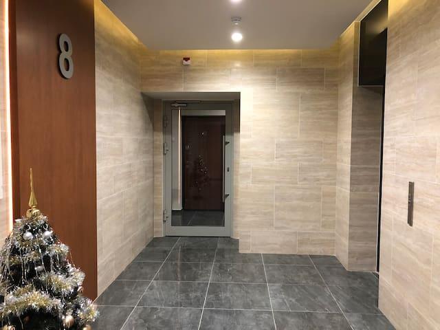 Наш холл/ Hall