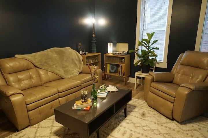 Spacious Modern Home in Ohio City