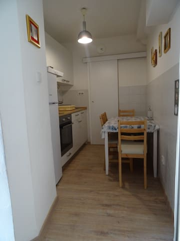 Only Apartments - Studio Apartment with Patio