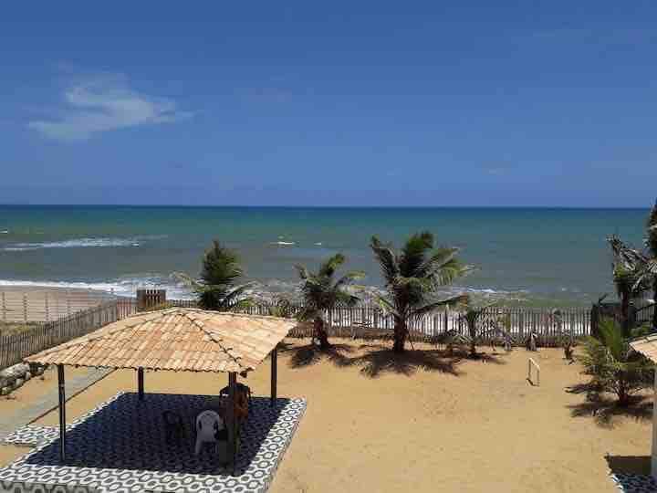 Casa linha verde - acesso a praia - Porto Sauipe