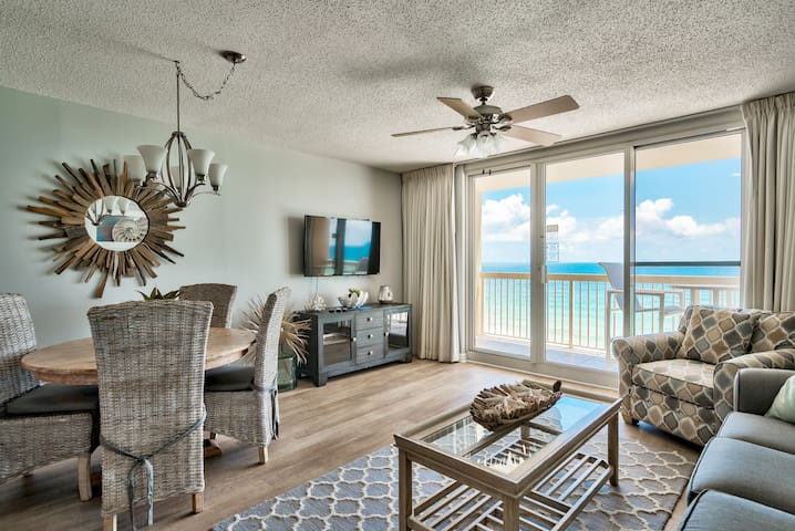 Pelican Beach Ocean Front 10th floor Condo