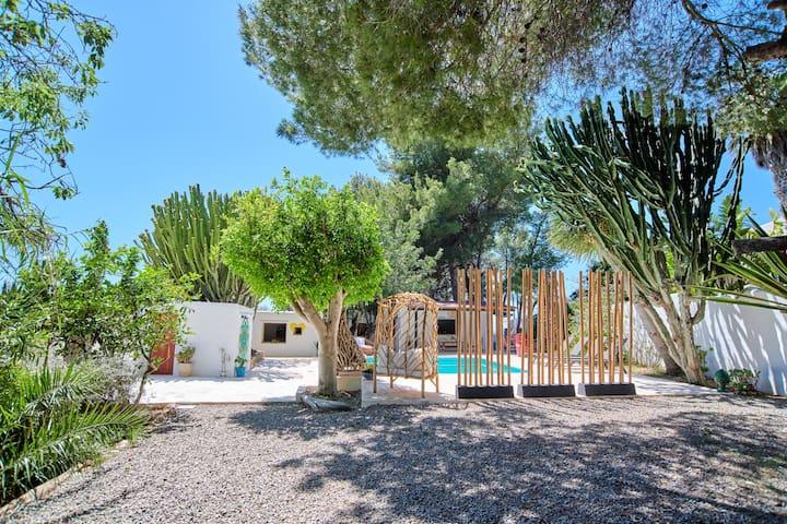 Sunset Casita Ibiza, Wonderful Location