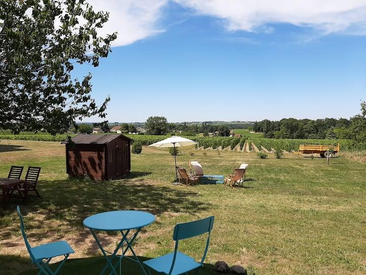 Lovely countryside property very near St-Emilion