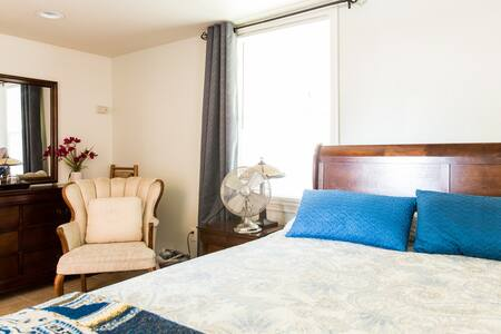 Clean Comfy Cottage Downtown - Santa Rosa - Casa