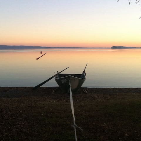 Whole apartment 4 km from Bolsena Lake