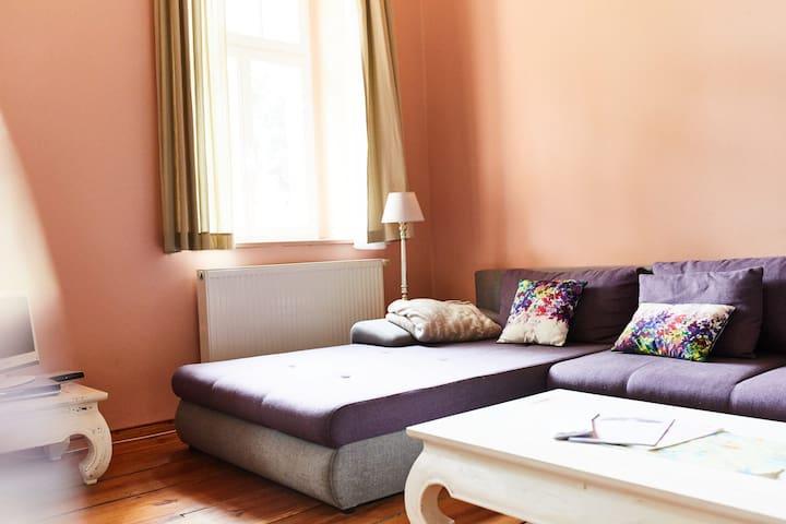Feriendomizil Alter Garten - Wohnung 2