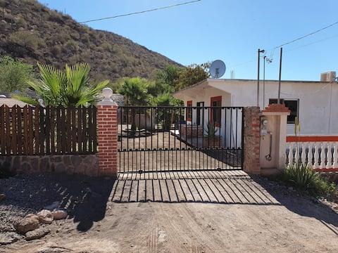 Casa tipo Hacienda
