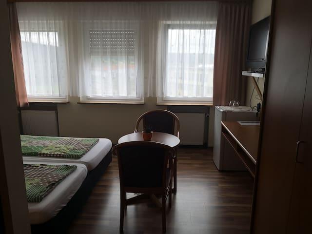 Doppelzimmer 1.OG