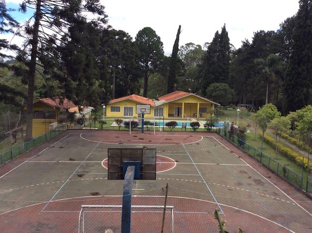 O Melhor Sítio de São Roque - São Roque  - บ้าน