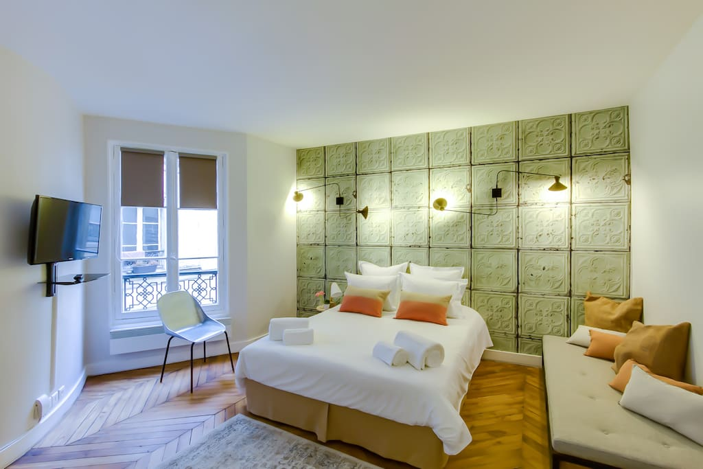 Romantic Studio in the Heart of Paris *Marais - Apartments ...