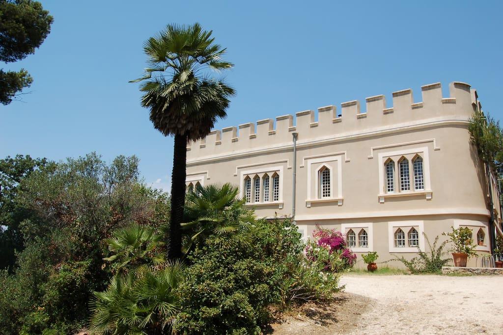 Le Château du Fenouillet