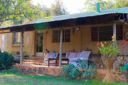 Khaya Mandevu - a quaint cottage in the mountains