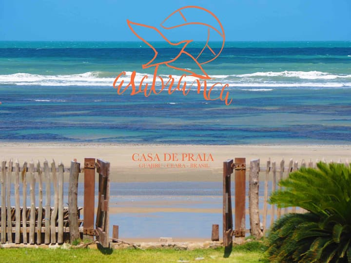 Beach front Villa in Guajiru (Flecheiras)