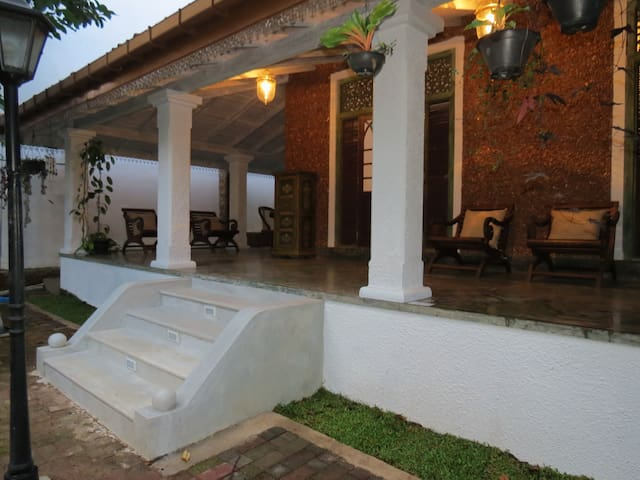 Sadu Villa - Eco Home away from Home