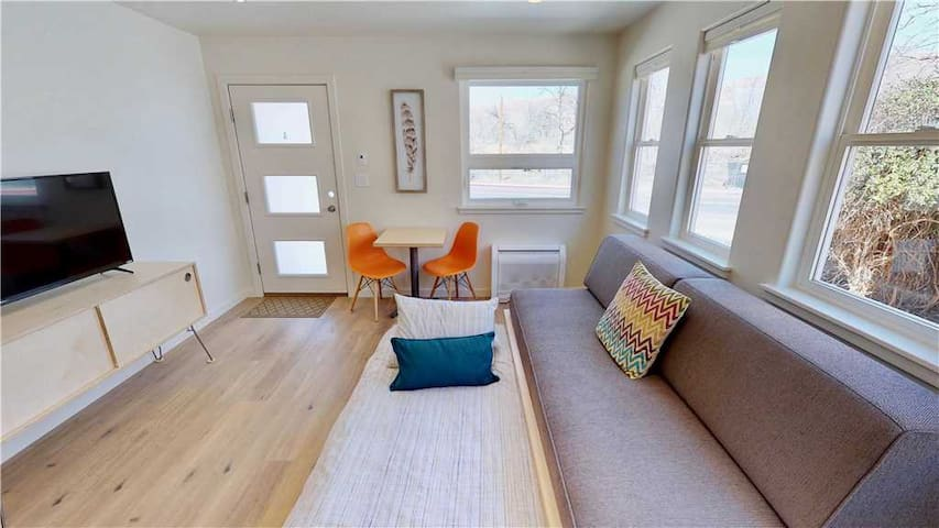 Available May 1st! Brand New One Bedroom One Block off Center and Main - Slot Canyon A