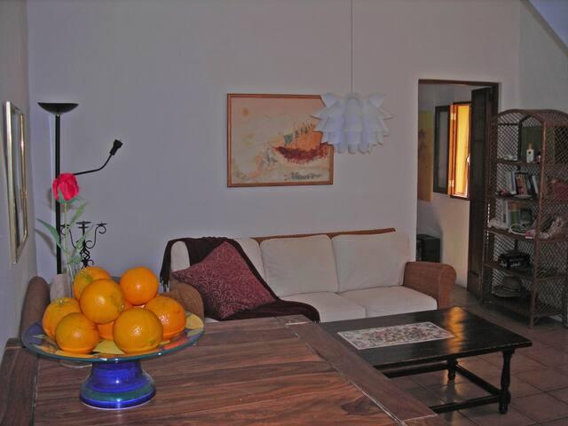 Komfortable, ruhig gelegene Wohnung mit Terrasse