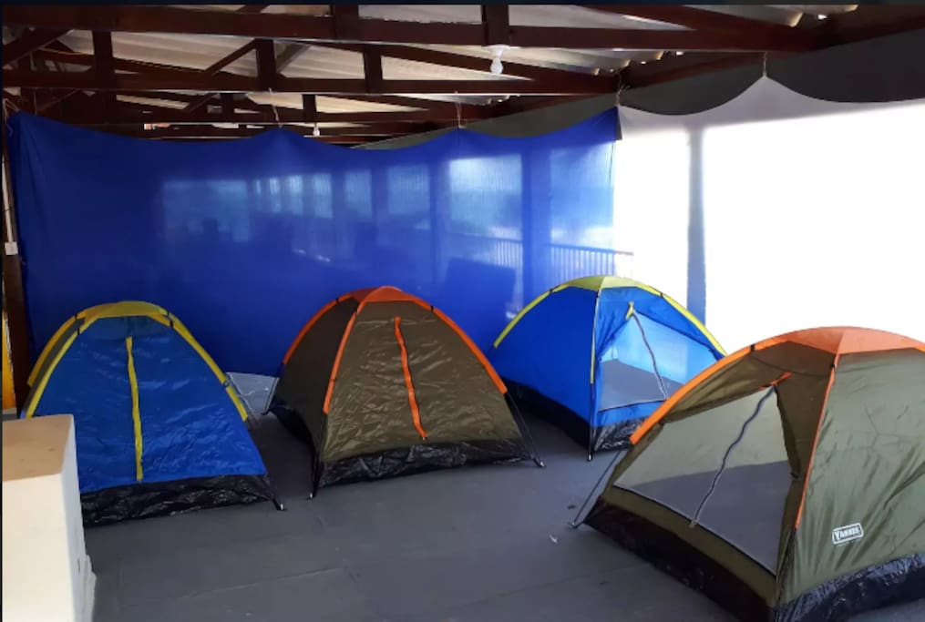Tents Suitable for Brazil