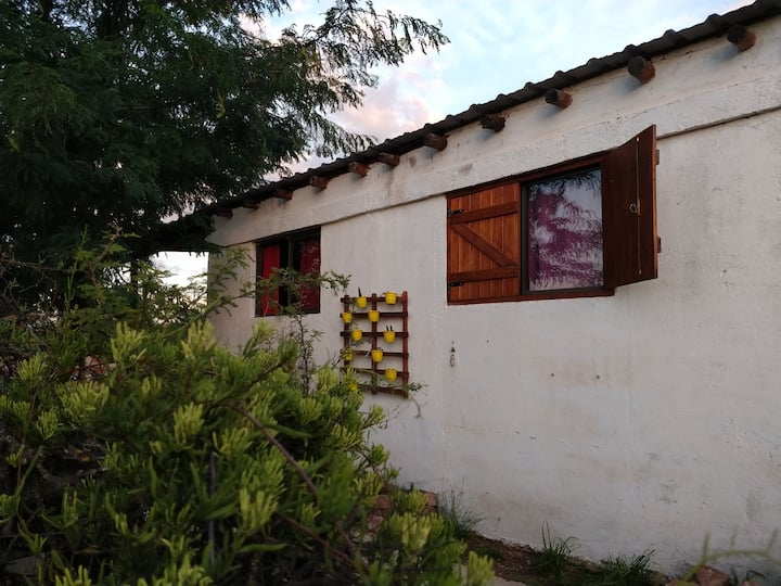 Cabañas del Atardecer, Tanti