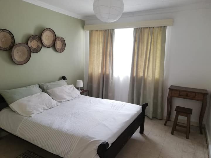 Beautiful private room in the heart of Nairobi