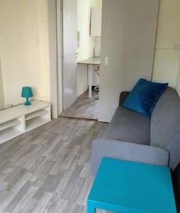 Appartement cosy de 40m² tout équipé - Mulhouse - Apartamento