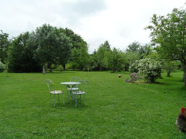 Gite le paradis de Bois Guyon