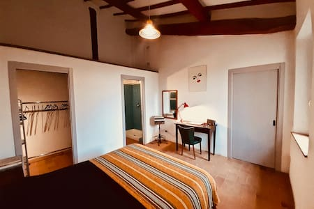 Lovely room, L'Ultima Thule farmhouse