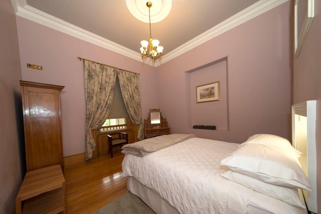 Princess Suite Bedroom