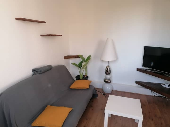 Appartement T2 Quartier Beaujardin