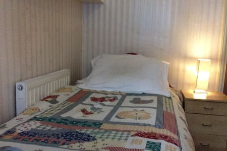 Small room within 30 minutes from Central London. - London - Haus