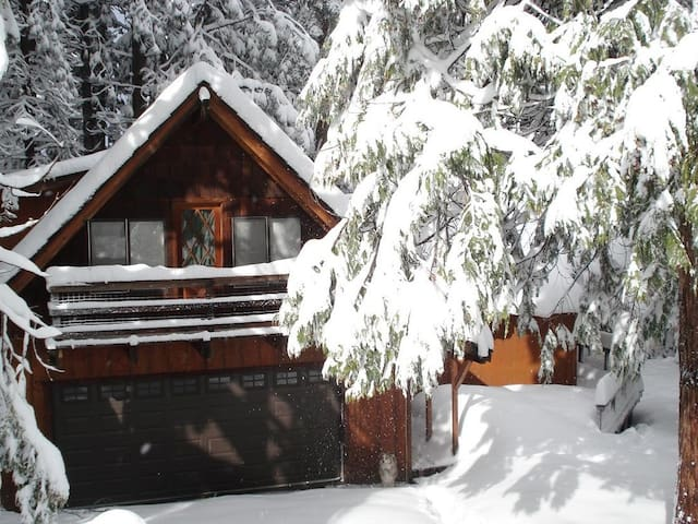 Bigelow Strawberry Cabin Pinecrest Lake/Dodge Ski - Strawberry - Stuga