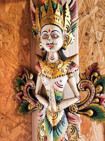 Balinese Bungalow en Montoya, La Barra. - La Barra - Bungalow