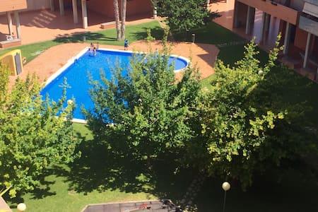 Habitacion en Ático luminoso en Valencia - València
