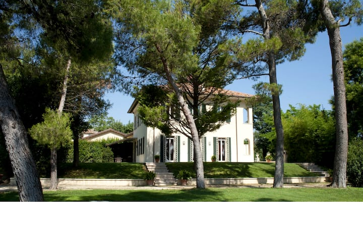 Stanza privata - Villa Monacelli - Fano
