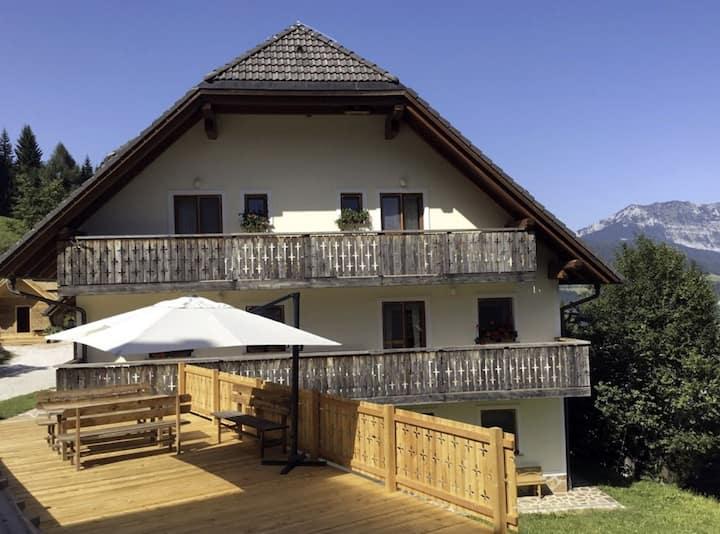 Private room for 2 in Solčava
