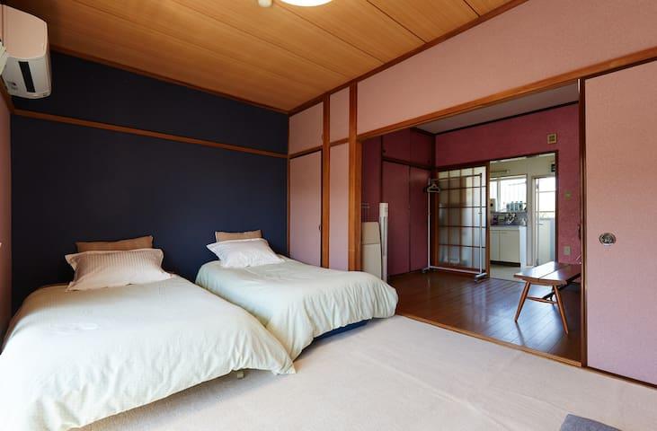 Kichijoji-Most Popular town Apt - Musashino-shi - Apartamento