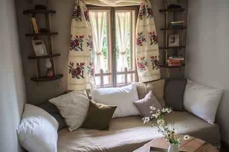 Penteleu Farmhouse in Romania - Varlaam - Hytte (i sveitsisk stil)