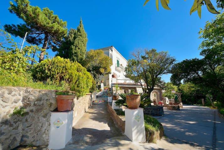 Villa Vincenzo Di Meglio - Apt.6 - Free WiFi
