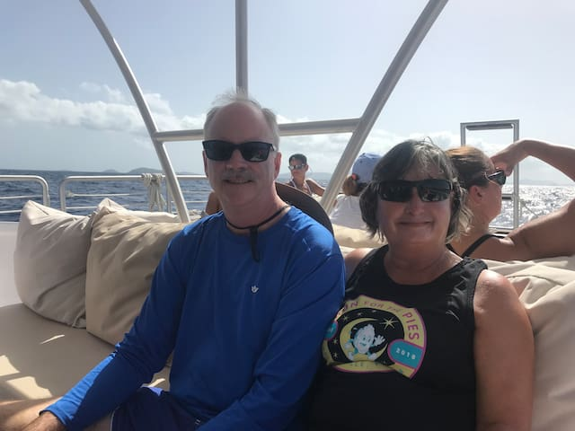 Jan & Billy's Guidebook - Information on Water Island and USVI Adventures