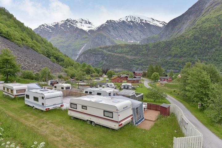 Tafjord Camping